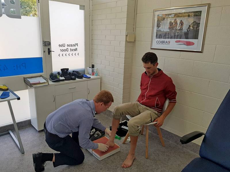 cycling orthotics faulconbridge