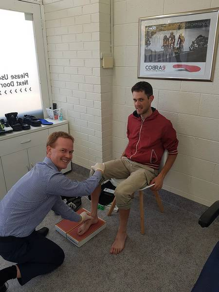 cycling orthotics katoomba