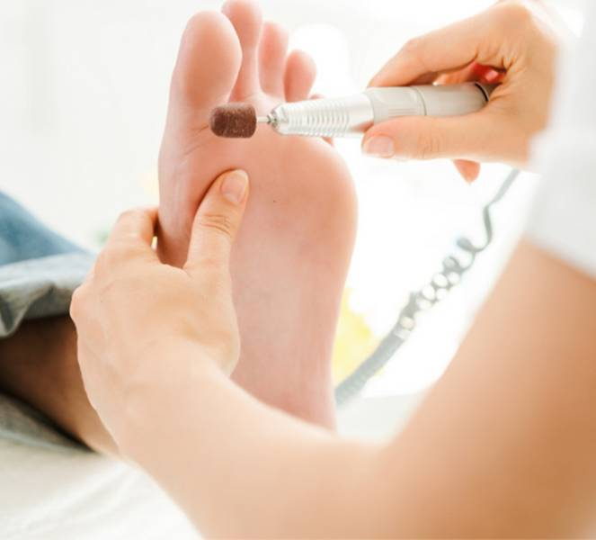 foot treatment Ganbenang, 2790
